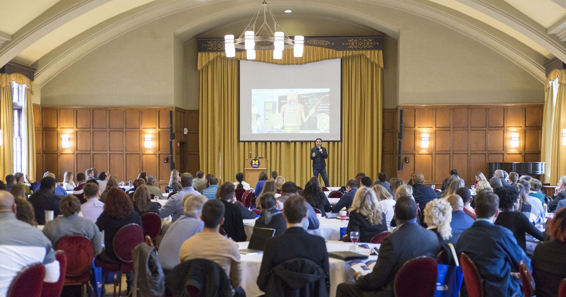 Michigan Pre-College and Youth Outreach Conference (PCC)